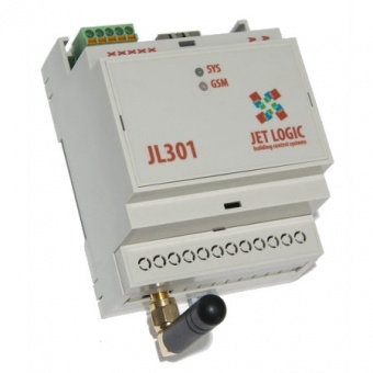 JL301GE Шлюз GSM/Ethernet/RS-485